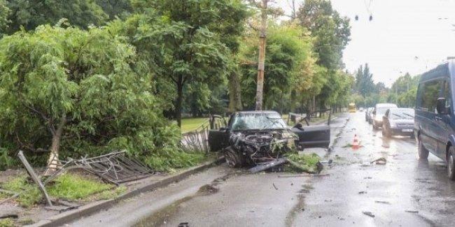 Стало известно, сколько аварий произошло в Украине за 2018 год