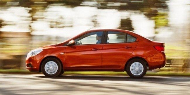 Рестайлинг самого дешёвого седана Chevrolet: дизайн в стиле Cruze и старый мотор