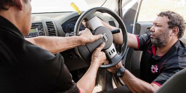 В Австралии запретили эксплуатацию машин с опасными подушками Takata