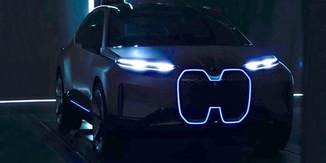 BMW анонсировала электрический беспилотник