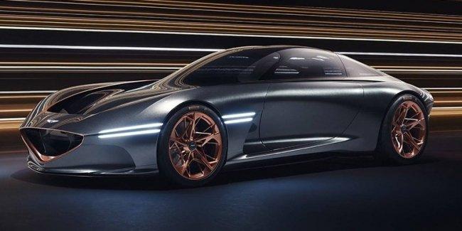 Концептуальное купе Genesis Essentia получит серийную версию