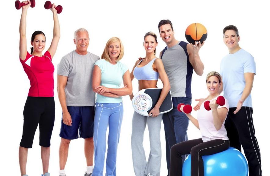 Фитнес и физические упражнения — основные компоненты здорового образа жизни