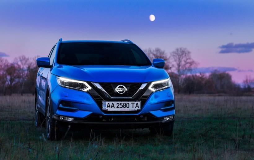 Тест-драйв Nissan Qashqai 2018: первый раз
