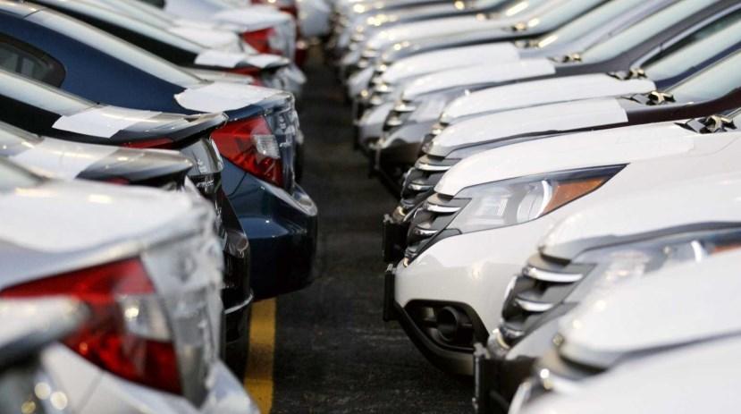 Самые популярные авто в Украине в 2018 году