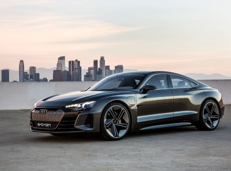 Audi e-tron GT 2020 concept