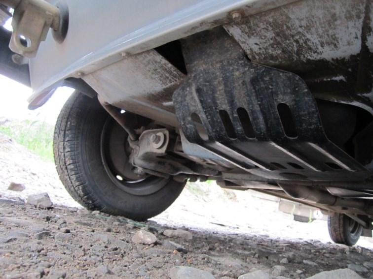 Зачем устанавливать защиту двигателя