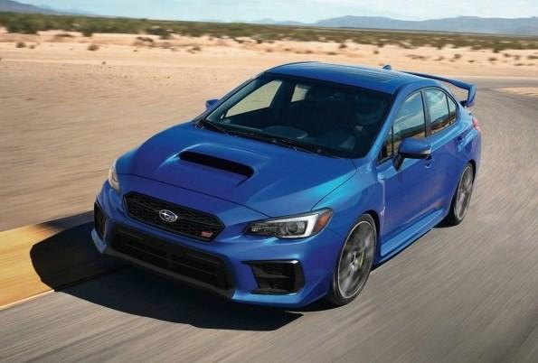 Subaru выпустила новую партию «подогретых» купе BRZ tS