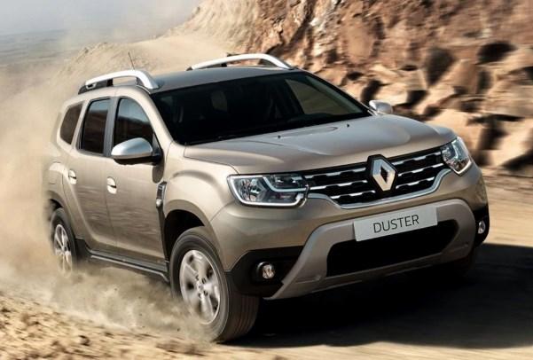 Renault Duster 2019: второе поколение