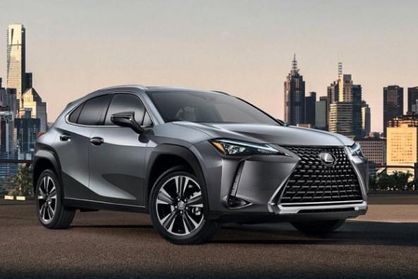 Lexus UX 2019: самый компактный кроссовер от Лексус