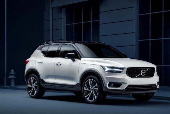 Новый Volvo XC40 2019: младший в семействе