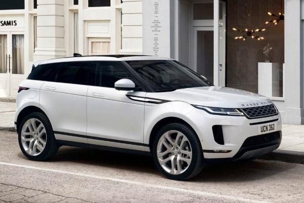Range Rover Evoque 2019: модель второго поколения