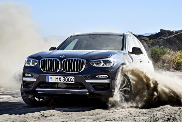 Представлен BMW X3 2019 в новом кузове G01