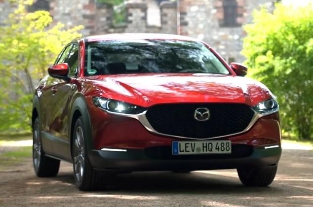Mazda CX-30: лучший салон в классе, но недостатки в динамике