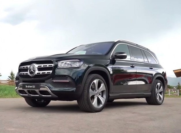Новый Mercedes-Benz GLS. Убийца BMW X7?