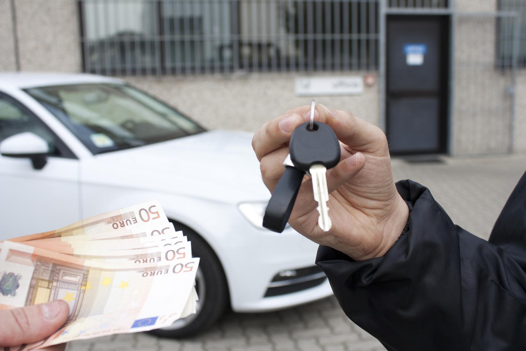 Продаем автомобиль в интернете