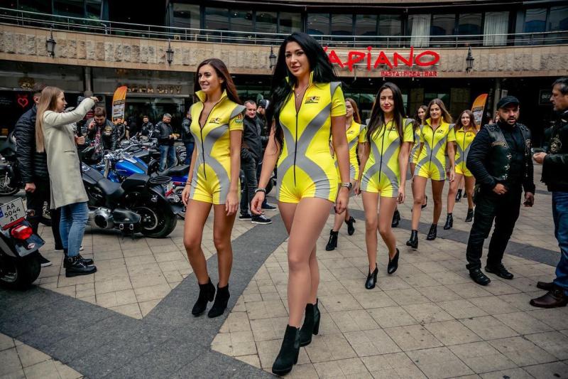 БРСМ-Нафта и Harley-Davidson Kyiv плечом-к-плечу отпраздновали закрытие байкерского сезона в стиле Pocker Run