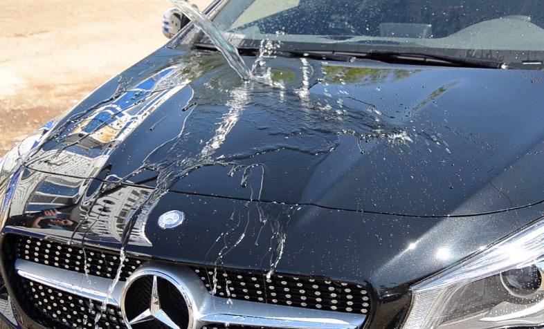 Преимущества покрытия авто воском