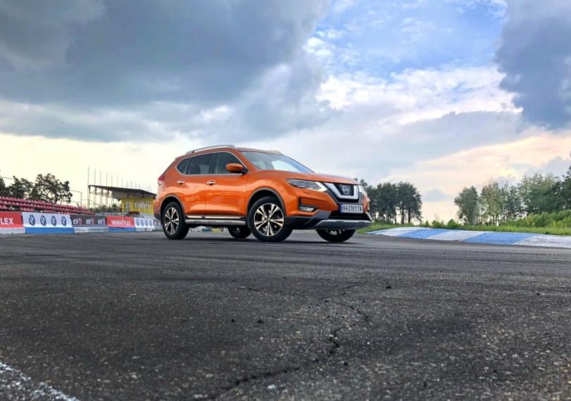 Тест-драйв Nissan X-Trail: реабилитация