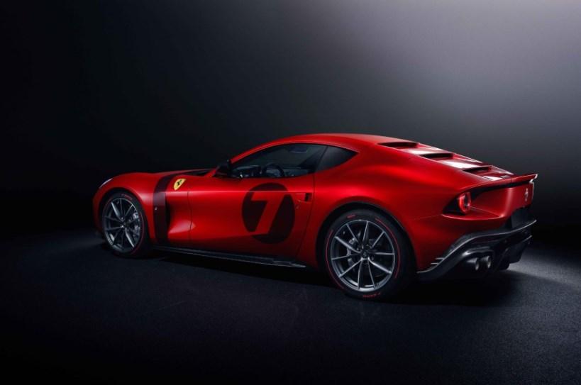 Подразделение Ferrari Special Projects представило особый суперкар