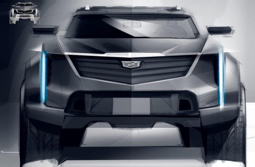 Cadillac готовит новый внедорожник