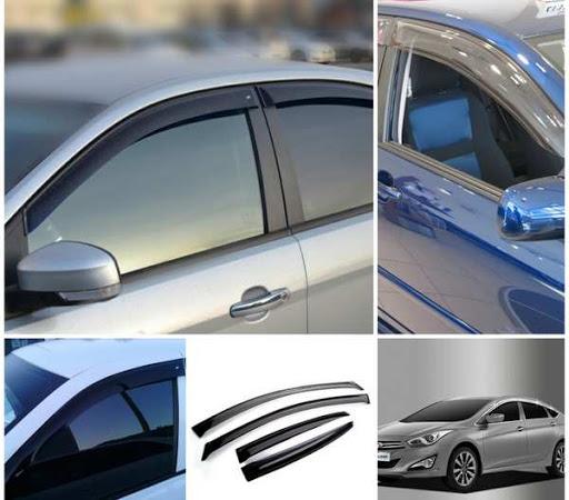 На что смотреть, выбирая ветровики для своего автомобиля?